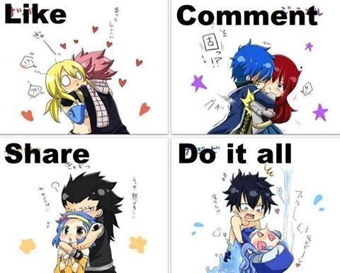 Do it all if you really are a fairy tail fan ☆〜(ゝ。