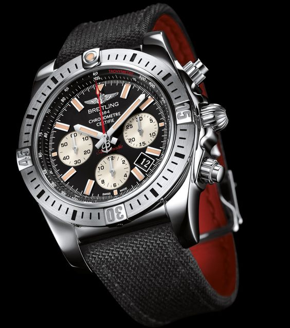 Chronomat 44 Airborne - Breitling - Instruments for Professionals
