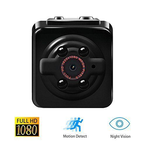Jetzt Verfugbar 1080p Mini Cam Surveillance Kamera Vaxiuja Full Hd Tragbare Kleine Nanny Cam Mit Nachtsichtgerat Fur Zuhaus Mini Kamera Nachtsichtgerat Kamera