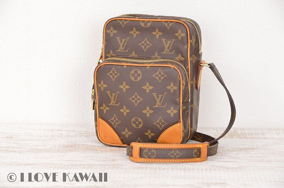 Louis Vuitton Monogram Amazon Shoulder Bag M45236