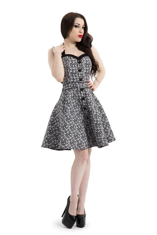 Jawbreaker Pepper Flare Dress Now £19.95 sizes 8,10,12,14 wigig