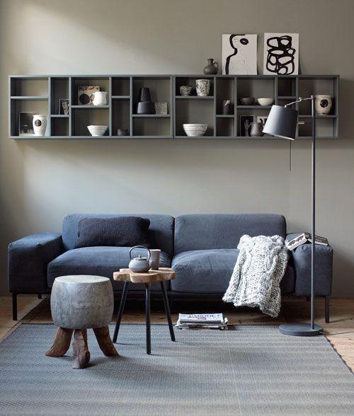 Deco hue and living room designs on pinterest for Deco van woonkamer design