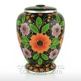 Dog Rose Cremation Urn Cremation Urns - Urns For Ashes - Funeral Urns - Ashes Urns - Cremation Urns Company