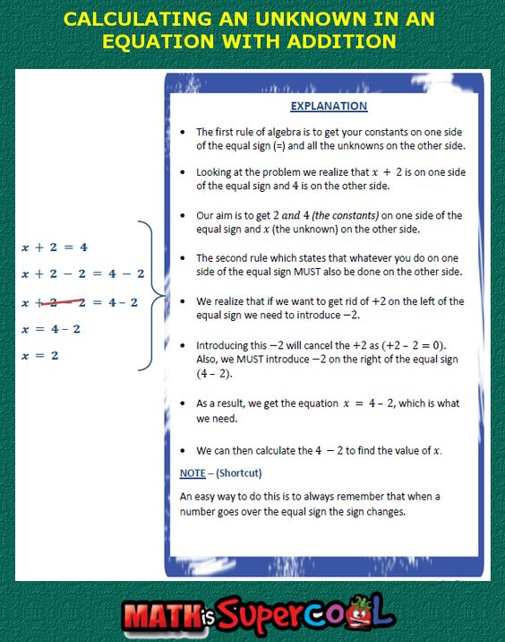 058c31b05935458e08ade377918c3b32  cool stuff teen - How To Get Rid Of 1 2 In An Equation