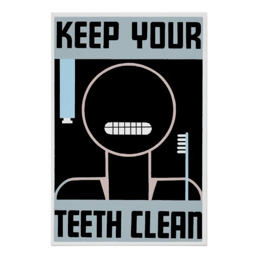 Retro unbedeutende Anzeige behalten Ihre Zähne sau