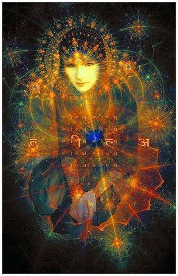 Amazing visionary art   sacred art: