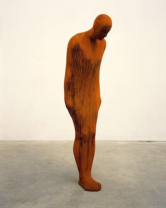 Anthony Gormley, Aside, 2002