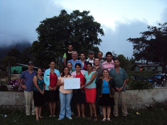 Check out what a former Peace Corps Volunteer is still doing to help out his community, San Luis Planes, in Honduras.