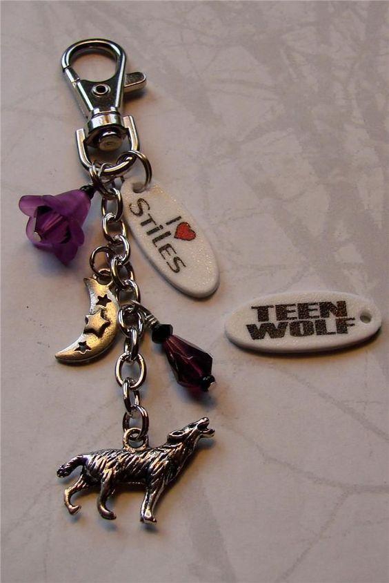 Teen Wolf - chaveiro.