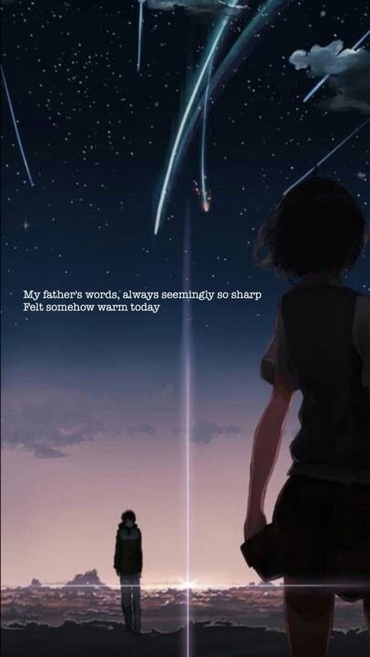 Your Name Wallpaper Iphone Live : wallpaper, iphone