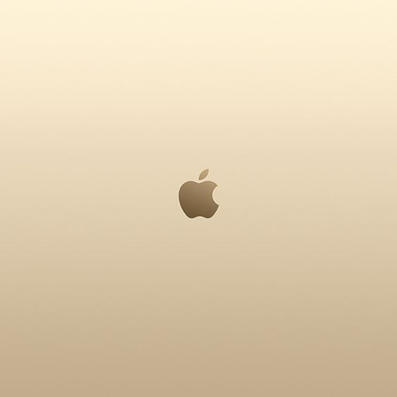 Papers.co wallpapers - au12-apple-pink-yellow-gold-minimal-illustration-art - http://papers.co/au12-apple-pink-yellow-gold-minimal-illustration-art/ - apple, logo, minimal