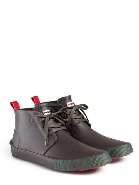 Bakerson Sneakers | Hunter Boot Ltd | Mens rain boots, Boots men, Best  waterproof shoes