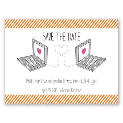 Online save the dates in Brisbane
