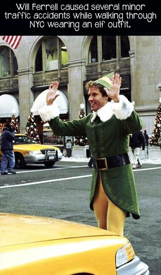 Top Ten Elf Movie Facts You Probably Didn't Know