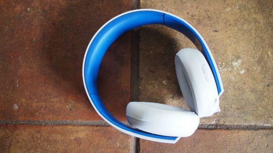 ヘッドホンタイプのヘッドセット
