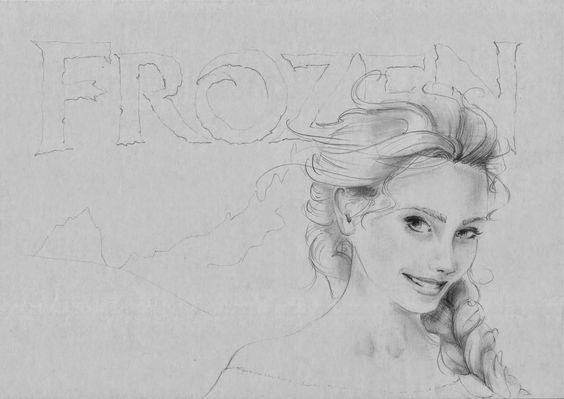 Elsa - Disney's Frozen (Immogens Stories: Disney's Frozen)