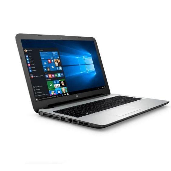 "529.99 € ❤ Top #Informatique - #HP #PC #Portable 15.6""- Windows 10 - Disque dur 1To ➡ https://ad.zanox.com/ppc/?28290640C84663587&ulp=[[http://www.cdiscount.com/informatique/ordinateurs-pc-portables/hp-pc-portable-15ac110nf-argent-blanc-15-6-4go/f-10709-15ac110nf.html?refer=zanoxpb&cid=affil&cm_mmc=zanoxpb-_-userid]]"
