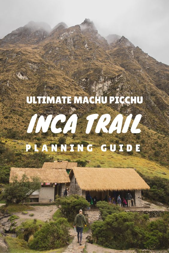 If there's one guide you need to read about trekking the Inca Trail in Peru, this is it!