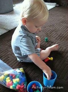 Learning with Your 15 Month Old | The Activity Mom