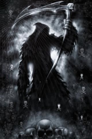 Grim Reaper Wallpaper For Iphone coolstyle wallpapers