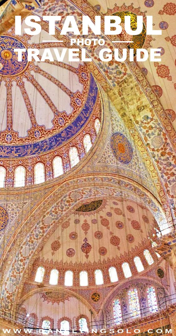 Istanbul was one of those places I didn't feel a need to 'do' but rather just to 'spend time' in. I soaked it up and snapped away. These 24 photos should be enough to make you get booking your own Turkey ticket…