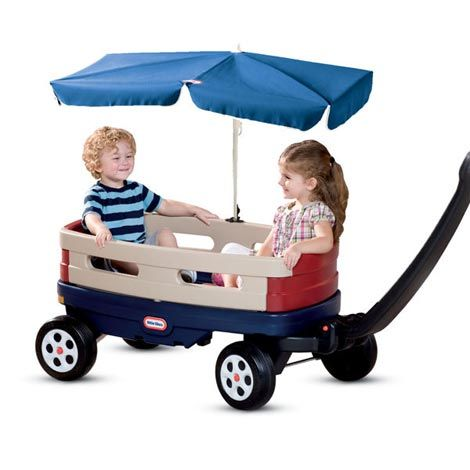 Explorer%99%20Wagon%20with%20Umbrella%20for%20$129.99%20%23littletikes