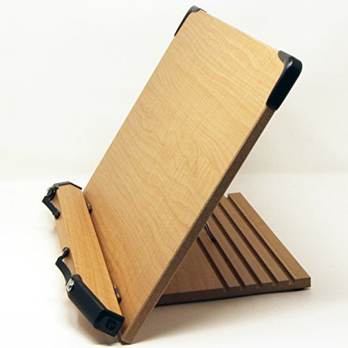 A Book Stand Bs2500 Large Book Holder W Adjustable Folda Https Www Amazon Com Dp B077cdnwwl Ref Cm Sw R Pi Dp U X T Reading Desk Book Holders Book Stands