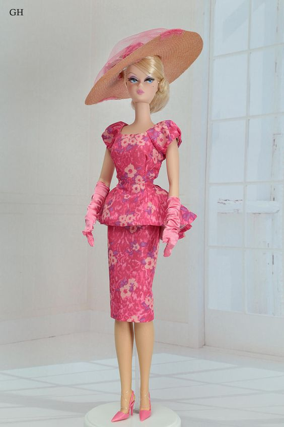 www.DollsWorld.de - The Valley of the Dolls :: Meine Fashionably Floral......