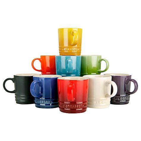Buy Le Creuset Mug Online at johnlewis.com