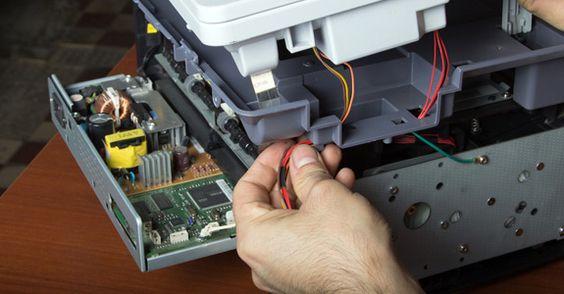 Electronics X 864DHE 3 - Inkjet Printer - Monochrome - Laser - laser printer repair sample resume