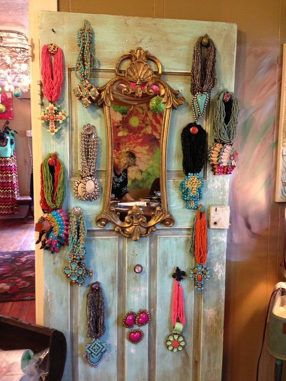 Jewelry Display | Gypsy Rose | Pinterest | Jewellery Display, Display And  Craft Fair Displays