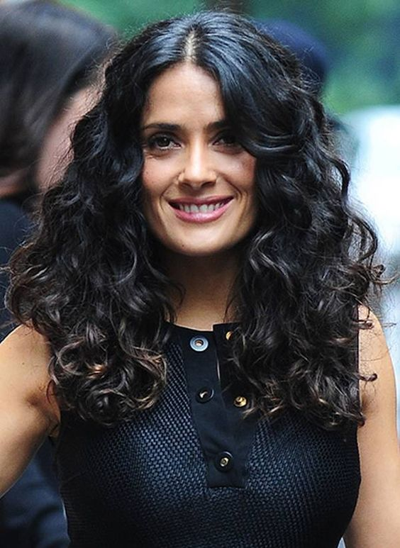 Remarkable Curly Hair Curly Hairstyles And Celebrity On Pinterest Hairstyle Inspiration Daily Dogsangcom