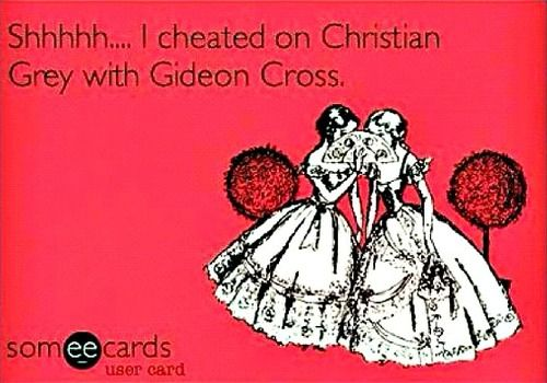 50 Shades vs The Crossfire series...and the Winner is???