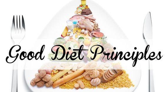 11 Good Diet Principles For Losing Weight