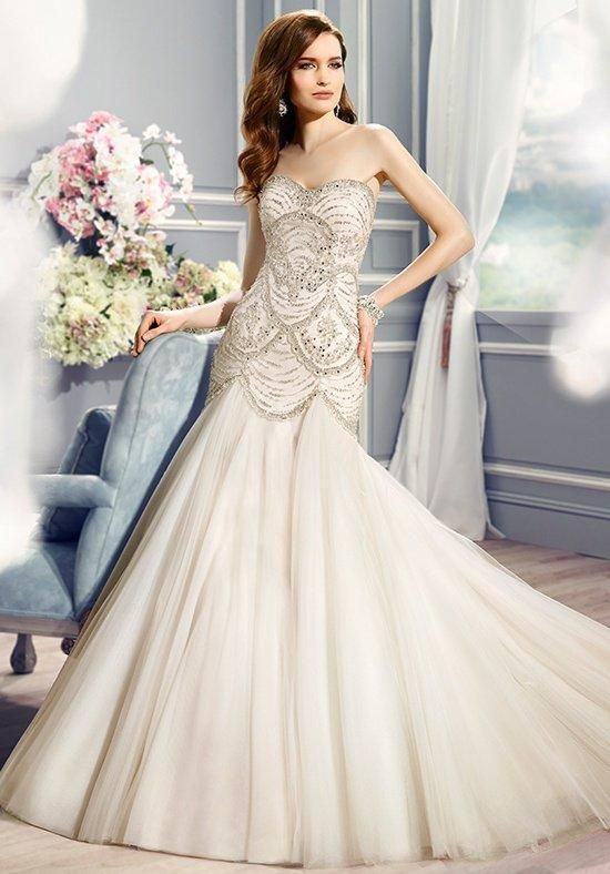 Moonlight Couture H1287 Wedding Dress - The Knot