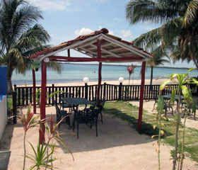 Alojamientos privados en Playa Larga, Cuba. Hostal Danay - propietario: Danay