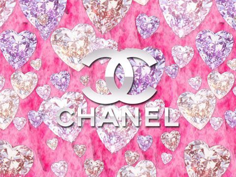 chanel backgrounds bb papers by corrina chanel pink