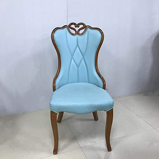 Dining Chair Hotel Restaurant Solid Wood Chair Oak Chair Wooden Dining Chair Korean Dining Chair Dining Chairs Chair Wingback Chair