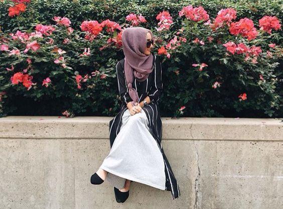 Thatgirlyusra #hijabfashion