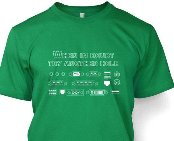 コードのドキュメント作成? 馬鹿げた要求にあらかじめ対処するにはこのTシャツだ。販売はComputerGear。