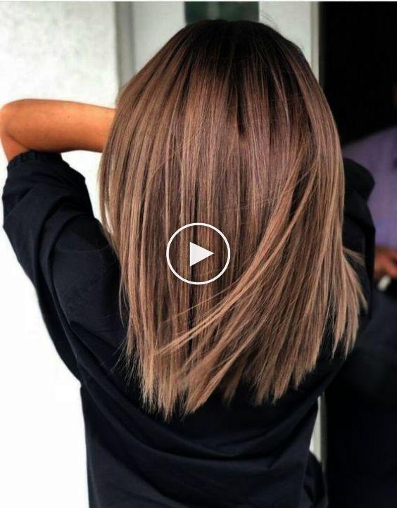 22 Super Cute Medium Haircut Ideas To Try Try Haircut Id In 2020 Medium Hair Styles Long Hair Styles Hair Lengths