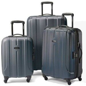 Where to Buy Samsonite Luggage Fiero HS 3 Piece Nested Set, Best ...