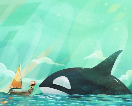 Cale Atkinson - Illustration