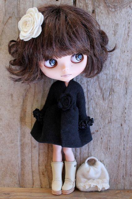Abi Monroe - she can be Blythe's friend
