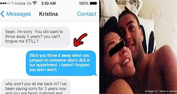 My Ex Keeps Sexting Me! Sexts and Subtexts with Head Pro