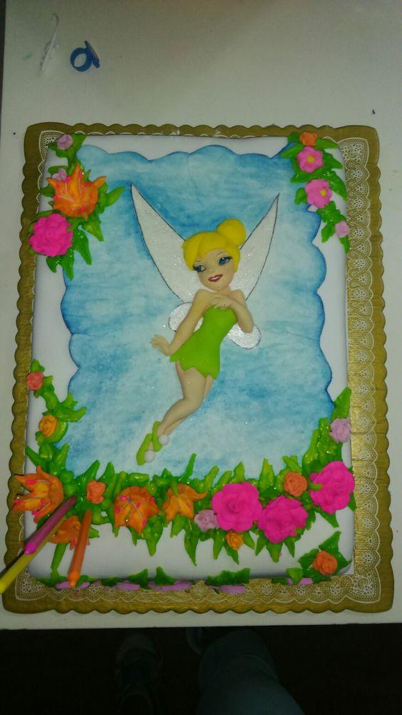 Torta Tinkerbell