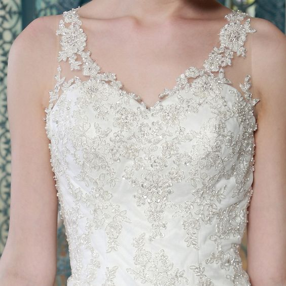 modabridal.co.uk SUPPLIES Customized Court Lace Beading Elegant & Luxurious Winter Glamorous & Dramatic All Sizes Summer Wedding Dress Lace Wedding Dresses (3):