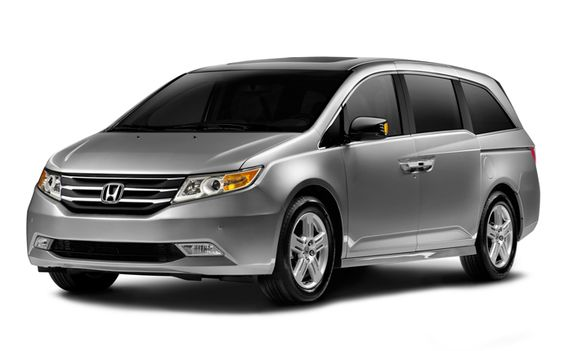 Honda Odyssey - this will look great in the driveway of the dream house.... Maybe even without the dream house!  Never thought I'd be so proud to be a minivan-loving' soccer mom, but I love my life!  Wouldn't change it for the world!