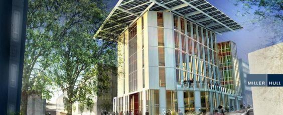 Bullitt Center Zero Net Energy Bullitt Center Featured in TIME #solar #design