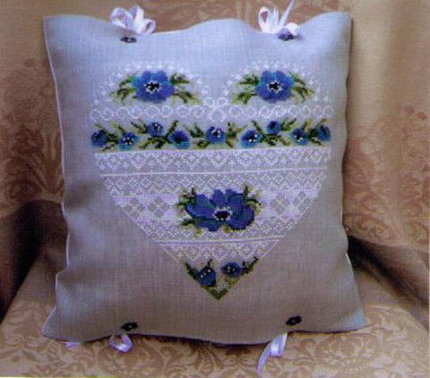 Anemones | The French Needle | French Needlework Kits, Cross Stitch, Embroidery, Sophie Digard